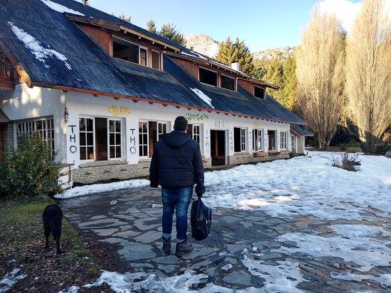 San Carlos de Bariloche, Argentinien: Un hotel abandonado