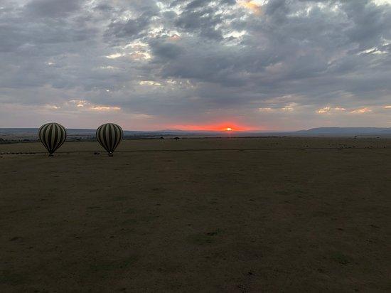 Foto Cagar Alam Masai Mara
