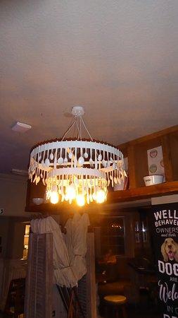 Naff chandelier