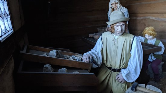 Underground mine tour with Ceske Muzeum Stribra