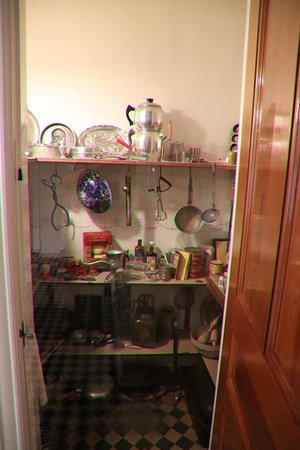 More of the kitchen