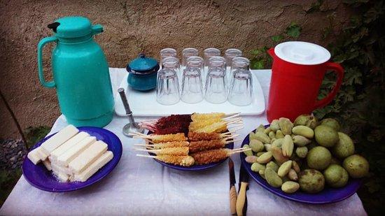 מחוז חמדאן, איראן: Breakfast