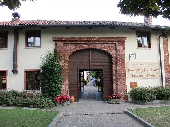 San Francesco al Campo, Italia: Esterno