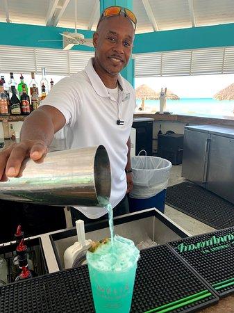 Yummy Drinks, fantastic bartenders!!!