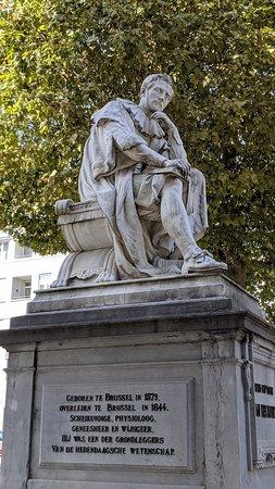 Monument to Jan Baptist van Helmont