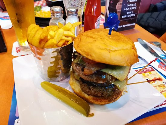 Planet Hollywood Marne La Vallee Restaurant Reviews Photos Phone Number Tripadvisor
