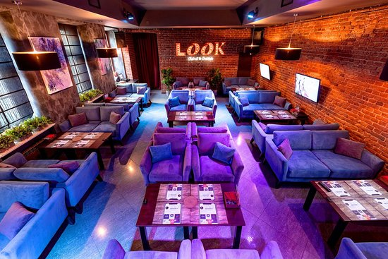LOOK Lounge Cafe