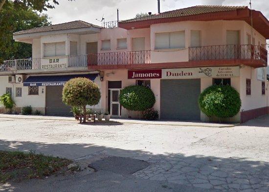 Roquetes, Spania: fachada