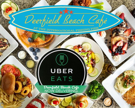 Deerfield Beach Cafe - Enjoy delicious food delivered!