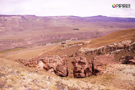 Aisen Region, Chile: Valle de la Luna, Jeinimeni, Chile Chico, Chile