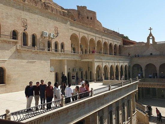 Mosul, Iraq: Mar mattai monastery!
