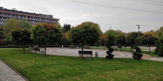 """Санаторно-курортный комплекс """"Русь"""""""