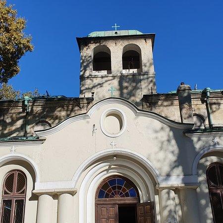 Храм Святой Николай Чудотворец