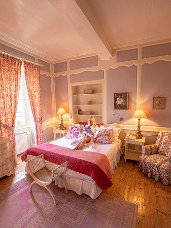 The Rose de Parme room