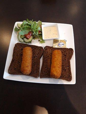 Broodjes kroket bij Restaurant / Pizzeria Tramonti te Beverwijk