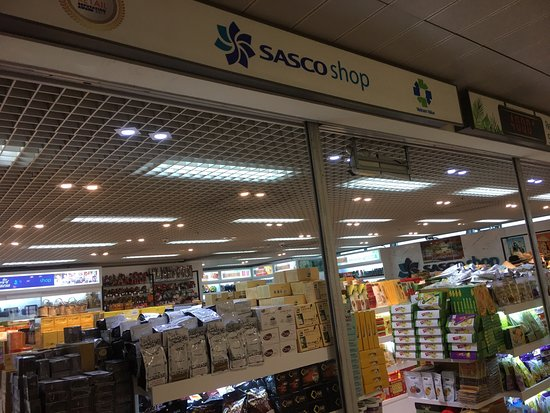 SASCO Shop Photo