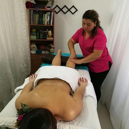 San Jose Metro, Costa Rica : Very good massage