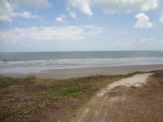 continuação da bela vista do mar, e um olhar natural do ambiente.