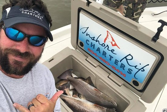 Inshore Rip Charters