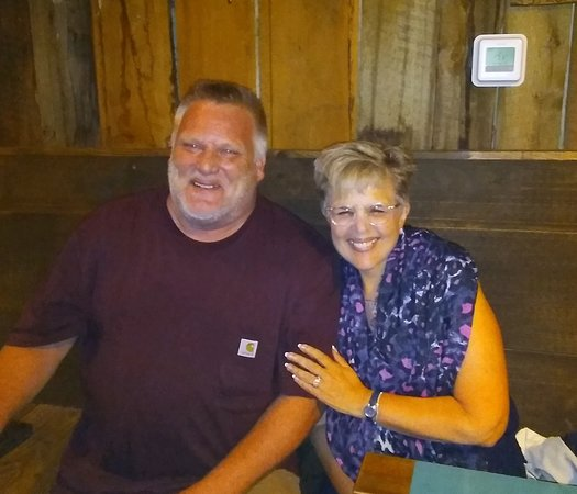 Pig Whistle Inn's first celebrity!  Appraiser Kathleen Guzman from Antique Roadshow came in Friday night with her husband for dinner. She loved the Pig Out Nachos. How cool is that!!! Kathleen Guzman says to check out the Pig Out Nachos! Her appraisal of them?? PRICELESS!