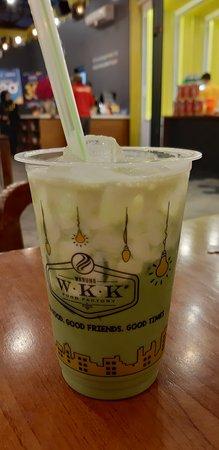 Cibinong, Indonesia: Green Tea