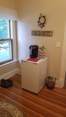 2nd Floor Guest Coffee Room