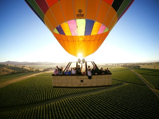 Balloon Aloft Mudgee