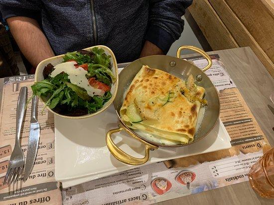 Salsa-Zucchini