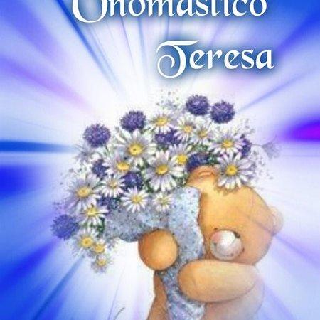 Lido di Ostia, Italien: Auguri a tutte le Teresa