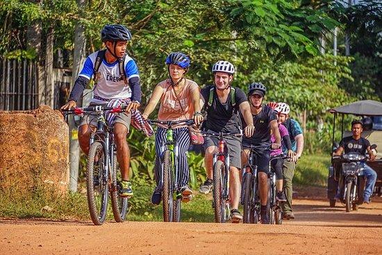 Bike la campagna di Siem Reap