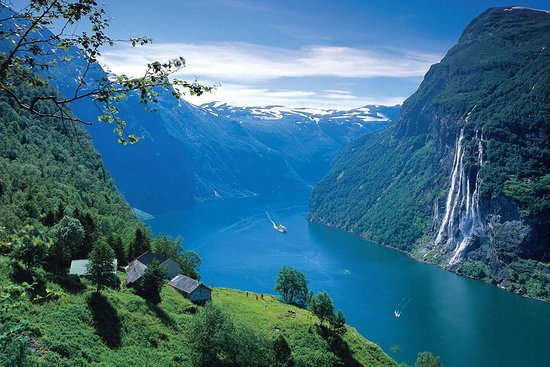 Guided Fjord Tours