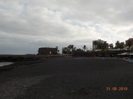 Castillo de San Felipe, Puerto de la Cruz, Tenerife