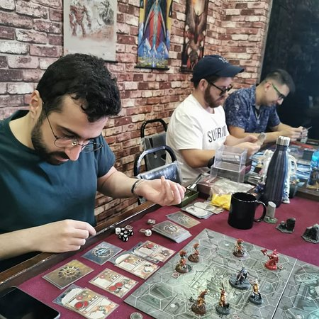Learning to play Warhammer Underoworlds