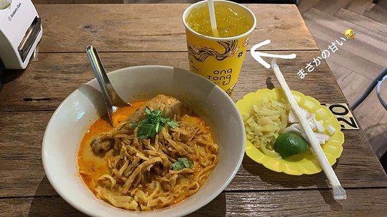 いい感じ♫ Friendly staff and good food;)