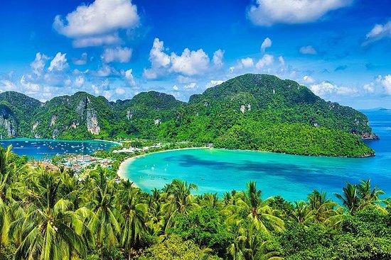 Phi Phi & Maya Bay & Bamboo & Rang...