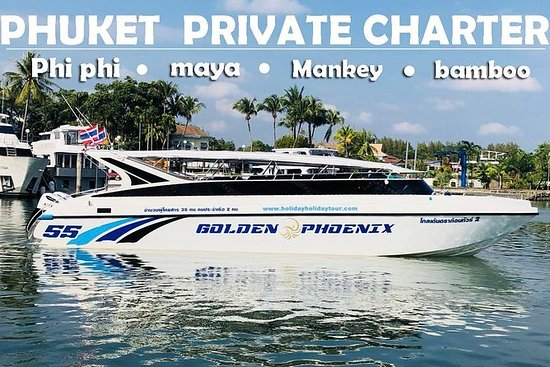 Phi Phi Island tour ( PRIVATE CHARTER )