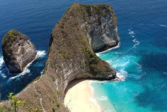 バリ島からヌサペニダへの終日西旅行島ツアー