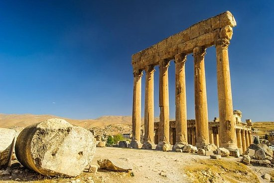 Rondleiding - Ceders, Baalbek: Guided Tour - Cedars, Baalbek