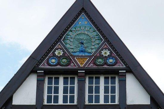 通过历史悠久的奥斯纳布吕克的免费徒步之旅(免费游)