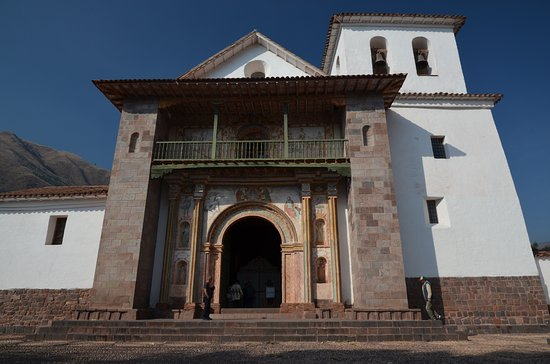 San Pedro Apostol de Andahuaylillas