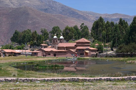 San Pedro, Peru: Raqchi Archaelogical Site