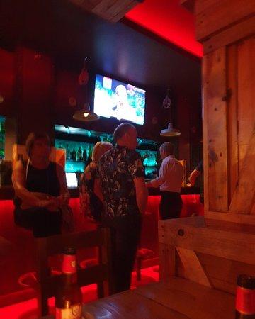 Vertigo Bar in the Old Town