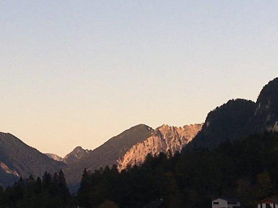 Die Berge als Motivator