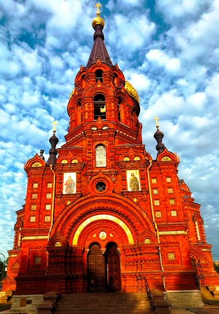 Temple of The Epiphany @ Saint Petersburg