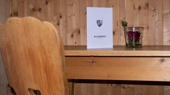 Safien, Zwitserland: Zimmer im Gasthaus Rathaus