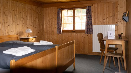Safien, Sveits: Zimmer im Gasthaus Rathaus