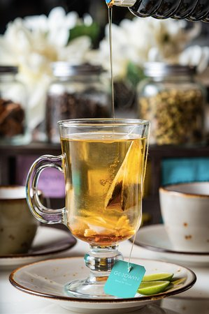 Ginger Lemon Honey Tea