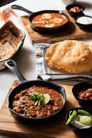 Indian Breakfast Specials