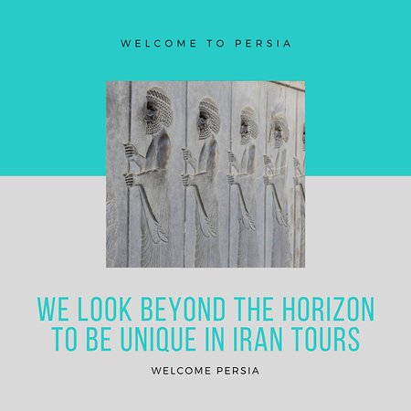 Welcome Persia