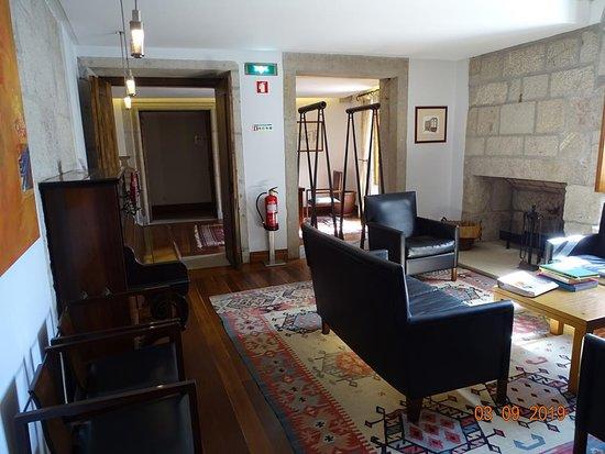 Uma Casa cheia de belos ambientes.